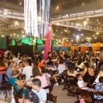 A feira gastronômica da Abrasel/AL oferece mais de 25 opções de pratos de restaurantes alagoanos renomados