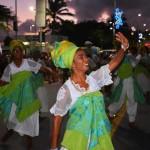 Evento reúne manifestações folclóricas tradicionais, com música, danças e representações teatrais