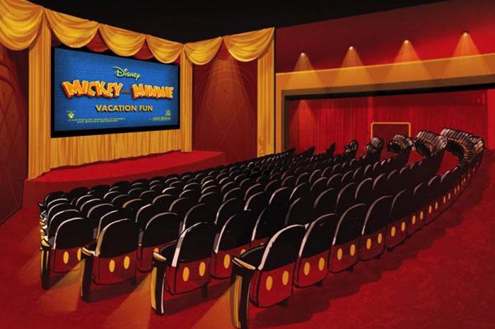 Mickey Shorts Theatre