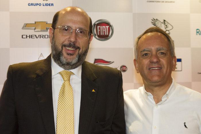 Paulo Miguel Junior e Marco Aurélio Nazaré seguirão como presidente e vice-presidente do Conselho Nacional da ABLA