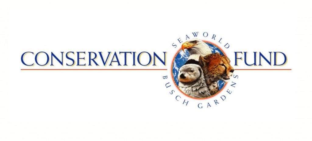 SeaWorld & Busch Gardens Conservation Fund Logo (PRNewsFoto/SeaWorld & Busch Gardens)