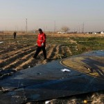 Avião caiu no Irã matando 176 pessoas