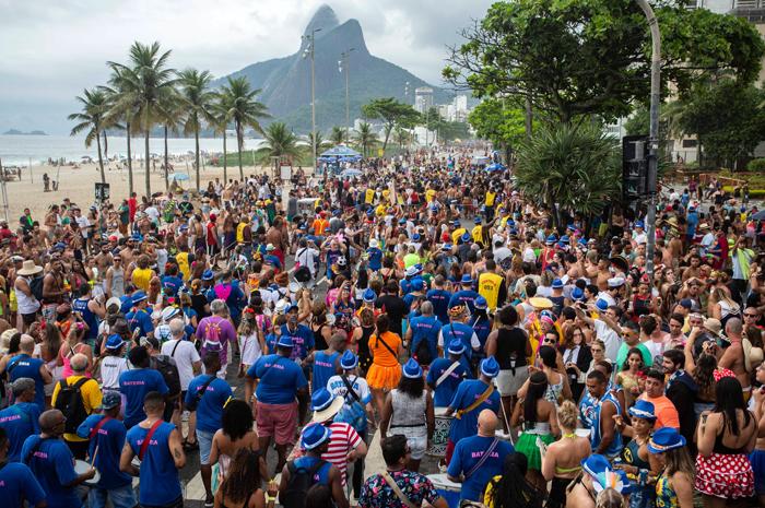 No Rio, a festa popular terá duração de 50 dias, de acordo com a RioTur