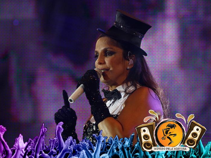 Ivete Sangalo é uma das atrações confirmada para o Festival de Verão de Salvador de 2020