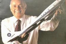 Ex-CNC e ex-Varig, Oswaldo Trigueiros morre no Rio