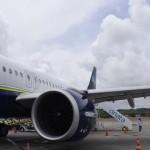 A321 no aeroporto de Recife