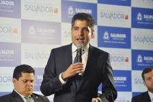 Construído em tempo recorde, CC de Salvador recebe primeiro evento em março