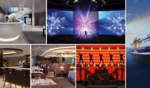 Celebrity Apex será inaugurado no dia 30 de março; veja novidades