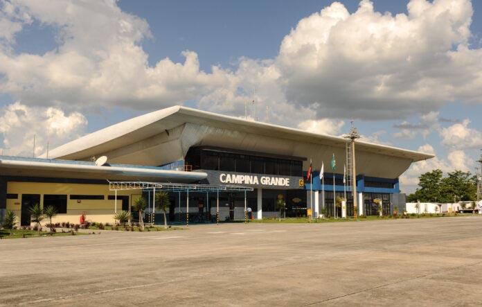 Aeroporto de Campina Grande (Foto: Divulgação/Infraero)