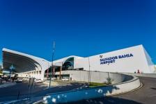 Aeroporto de Salvador mantém pousos e decolagens durante toque de recolher