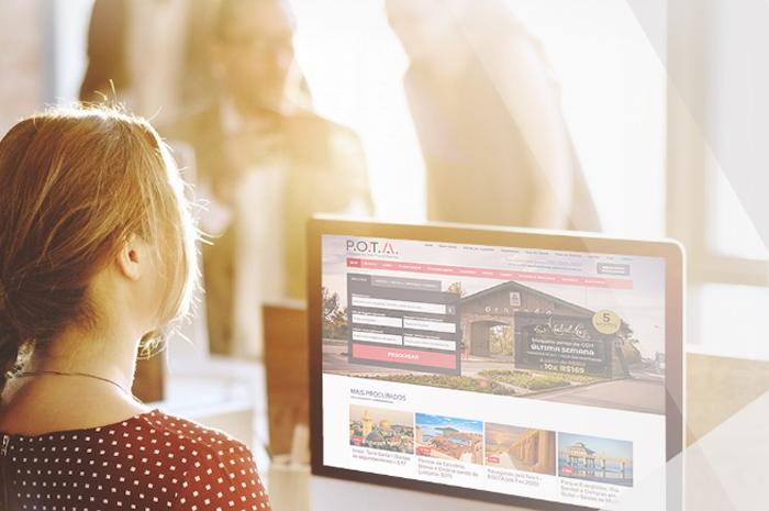 Aplicativo oferece soluções para otimizar o serviço dos agentes de viagens