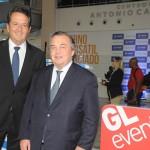 Artur Repsold e Olivier Ginon, da GL Events