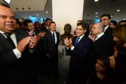Inauguração do Centro de Convenções de Salvador reúne mais de mil convidados; fotos