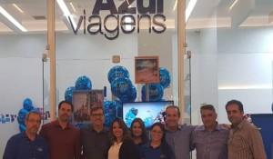 Azul Viagens inaugura sua primeira loja em Olinda