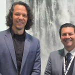 Bruno Reis, presidente da Emprotur, e Otavio Leite, secretário de Turismo do Rio de Janeiro