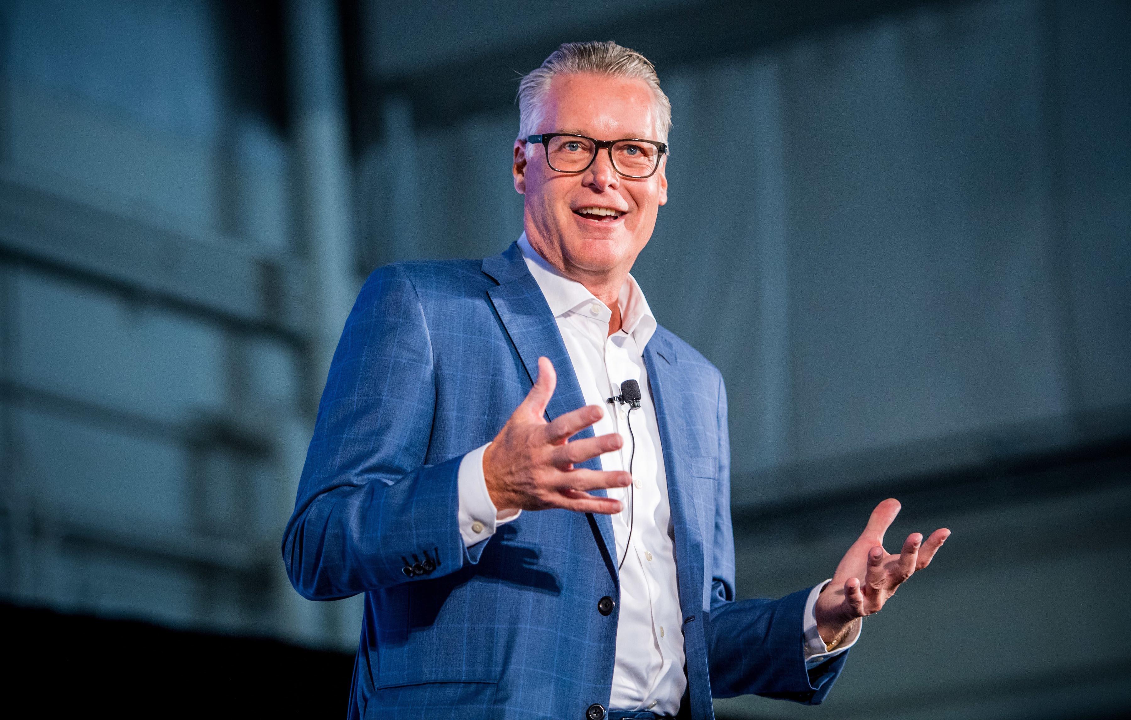 CEO da Delta, Ed Bastian, falou sobre a parceria durante a abertura da CES 2020 (Foto: divulgação)