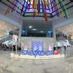 Centro de Convenções de Salvador ficou pronto em 15 meses