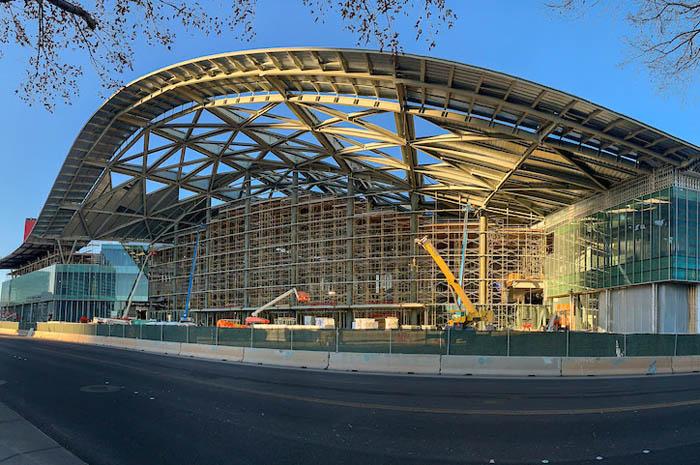 Centro de Convenções em Las Vegas terá meio de transporte interno que levará os visitantes através dos seus mais de 1 milhão de m² (Mark Damon/Las Vegas News Bureau)