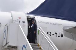A321neo: veja fotos do mais novo membro da frota Azul