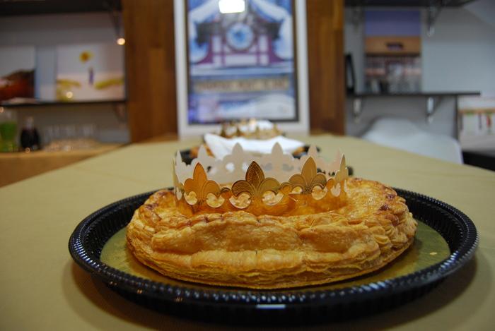 A Galette de Rois, ou Bolo rei, é uma torta que tradicionalmente é partilhada entre as famílias e amigos no dia 06 de janeiro, para comemorar o dia da epifania