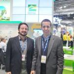 Daniel Thompson e Flavio Louro, da E-HTL