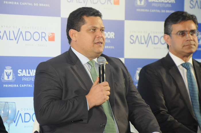 David Alcolumbre, presidente do Senado