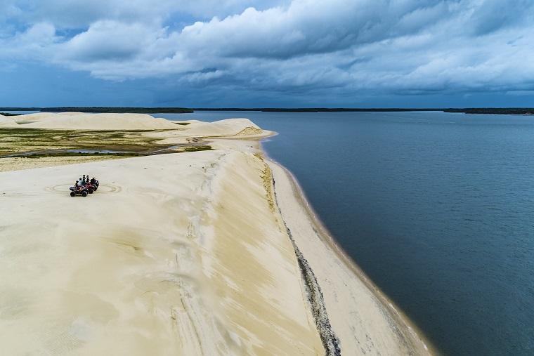 Delta do Paraíba (Foto: Chico Rasta)