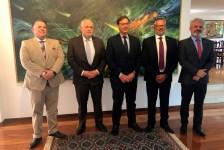 Brasil e Colômbia se unem para aumentar fluxo de turistas entre os países