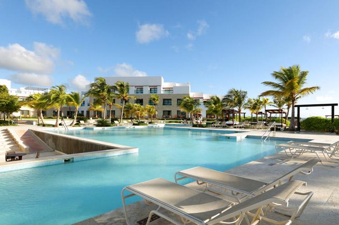 Empreendimento do Palladium Group Hotels, Grand Palladium Costa Mujeres Resort & Spa, em Cancún