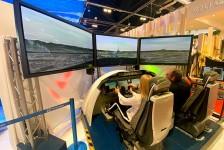 Com simulador e estande reciclável, Air Europa é destaque na Fitur