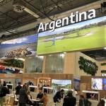 Estande da Argentina na Fitur 2020