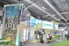 Participação do Brasil é destaque na 40ª Fitur, veja primeiras fotos