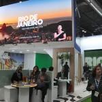 Estande do Rio de Janeiro na Fitur 2020