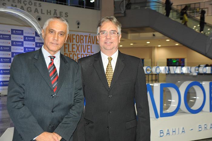 Fernando Brandão e Roberto Duran, da Salvador Destination