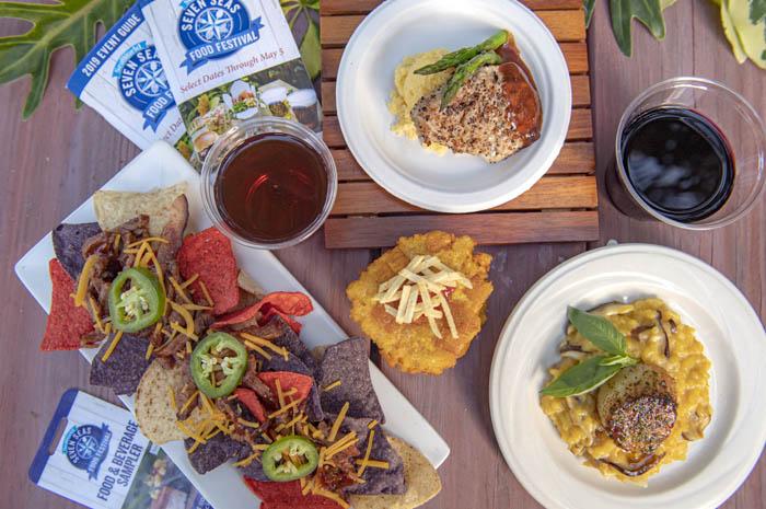Festival Seven Seas no Seaworld Orlando já tem data marcada e terá pratos do mundo todo