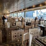 L'Oasi, um dos restaurantes bufê do MSC Magnifica