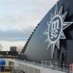 MSC Magnifica só finaliza a viagem em maio
