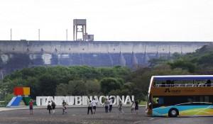 Mirante do Vertedouro da Itaipu passa por completa revitalização