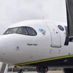 Modelo é o mais novo avião da frota Azul