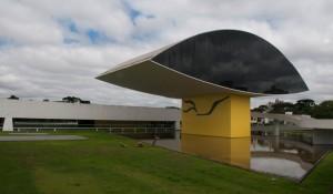 Museu Oscar Niemeyer bate recorde de visitantes em 2019