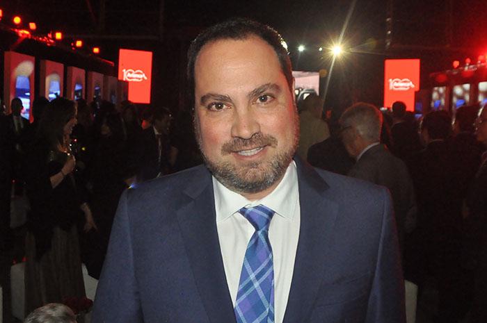 Nissim Jabiles, diretor Geral da Avianca para Brasil, Peru e Equador