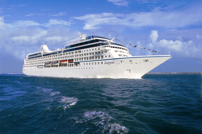 O Insignia conta com 342 suítes e cabines, podendo hospedar 684 viajantes