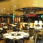Oriental Plaza é o único restaurante de especialidades do Magnifica