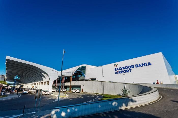 Frente do Salvador Bahia Airport