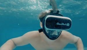 Submerso, nova atração do Beach Park, simula o fundo do mar