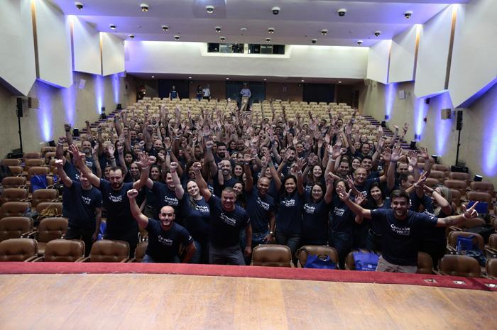 O evento reuniu 200 colaboradores e apresentou as metas da operadora para 2020
