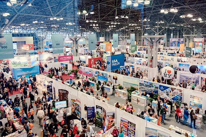 NY Travel Show - Foto: Divulgação/NYTTS