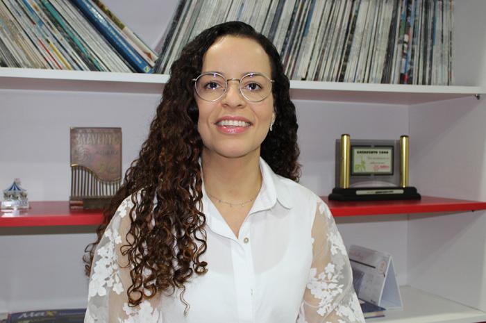 Vanessa Costa, nova presidente da Adibra