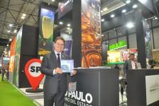 Promoção, centro de inovação e novos produtos: a agenda de São Paulo na Fitur