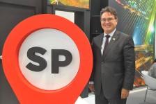 Broadcast SP pra Todos estreia no dia 2 com a presença do secretário-geral da OMT